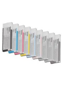 220ml Dye Compa  Epson Stylus Pro 9000-C13T410011Ciano