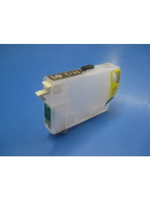 6.0 Chip Autoreserta vuoti 14ml compatibile  Epson 802 Ciano
