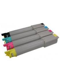 Yellow per OkiC 3300N,3400N 3450N,C3600-2.5K 43459337