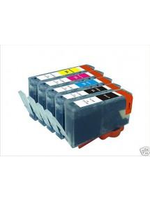 18 ml Ciano con chip Comp HP 5380,6380,5460,5324.CB323EE